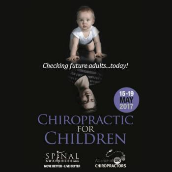 Spinal Awareness Week 2017