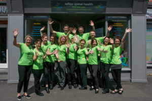 reflex spinal health chiropractors osteopaths massage therapists reading berkshire