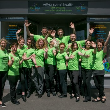 Reflex Spinal Health Team job vacancies