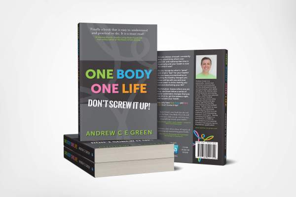One body one life don't screw it up