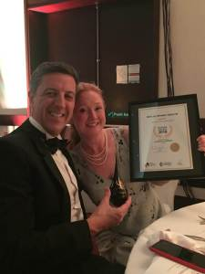 Reading Berkshire Chiropractors Osteopaths Reflex Spinal Health with health and wellbeing award