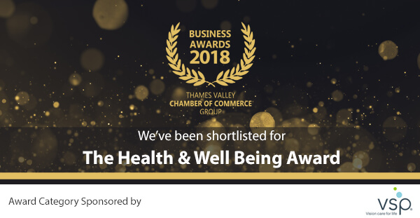 Thames Valley Health & Wellbeing Award