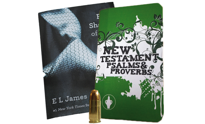 Jumble sales of the apocalypse: Gideons Bibles