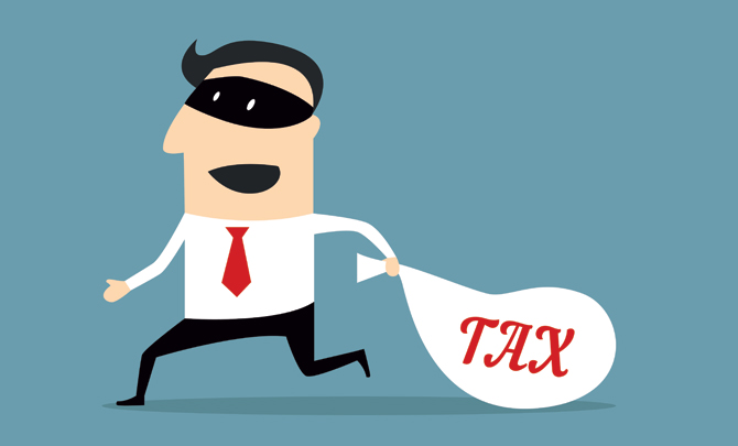 Niall Cooper: Calling time on tax dodgers