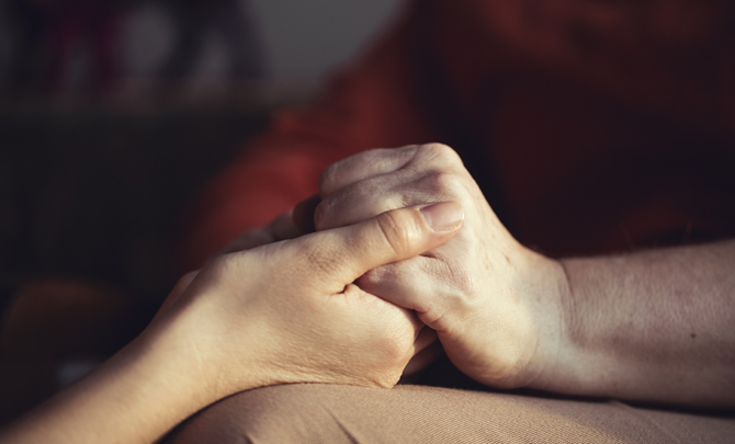 Commitment-Phobe: The tricky skill of praying for others