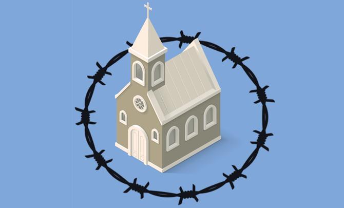 Commitment-Phobe: Putting Church before community?
