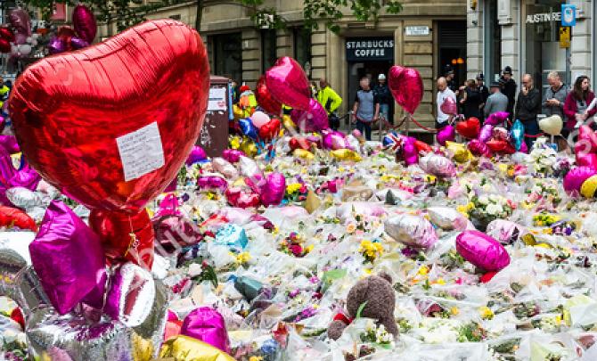Niall Cooper: Love defies hate