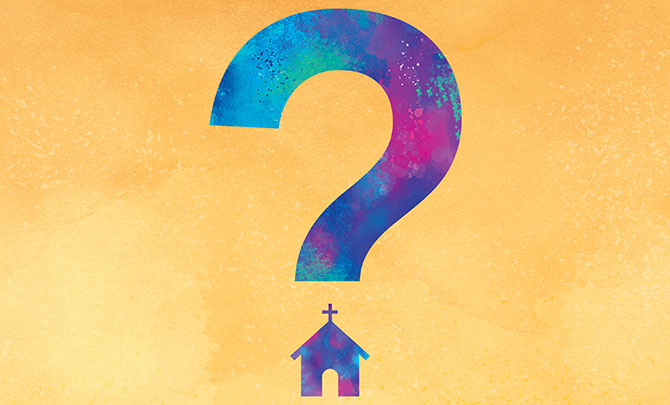 The future of the Church: Eight provocative propositions