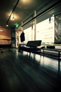 Barber's Room One hair_machiai
