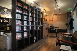 Barber's Room One hair_manga