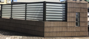 塀+フェンス