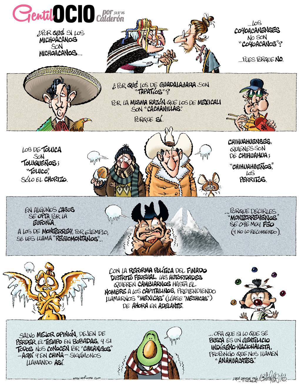 Visión de Anáhuac - Calderón
