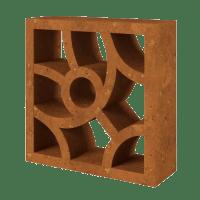 Cobogós Elementos Vazados Linha Orgânica Modelo 4