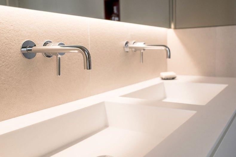 reforma interiorismo baño lavabo