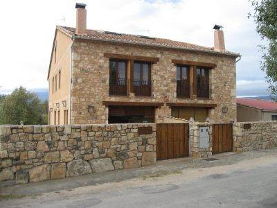 ... Ladrillos Fachada De Casas Rusticas ...