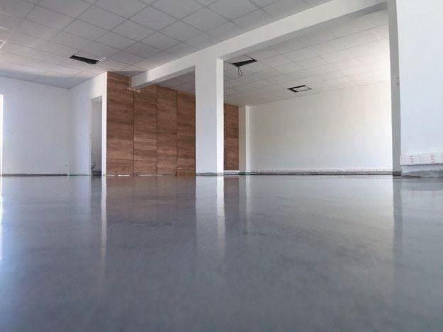 Pavimentos de cemento pulido
