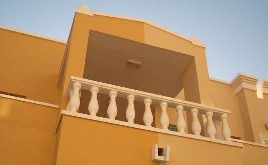 fachadas con pintura