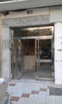 puerta nueva instalada