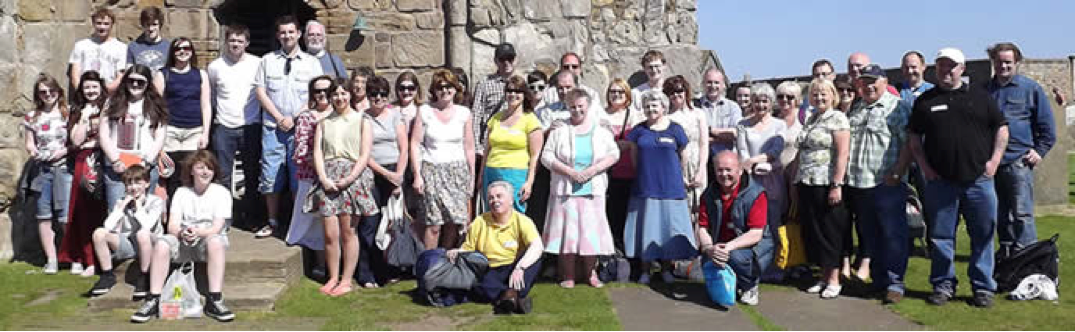 RPCS Reformation Tour Scotland 2012