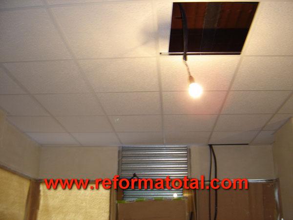 06 02 fotos falsos techos reforma total en madrid - Decoracion falsos techos ...