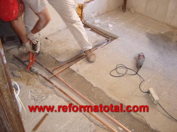 Hacer reforma total en madrid empresa de reformas y for Reforma total de un piso