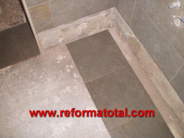045 08 fotos suelos de gres reforma total en madrid - Gres para banos ...