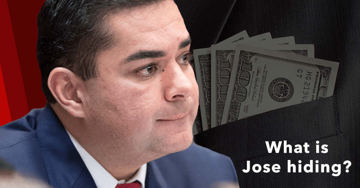 What is Jose Lozano hiding?