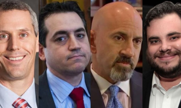 Meet the four state representatives who voted against women's health