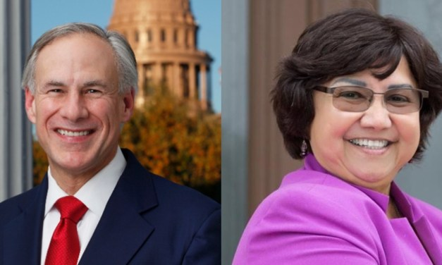 Abbott outraises Valdez by nearly 10 times in latest campaign filing