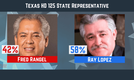 Democrat Ray Lopez wins Texas House seat formerly held by Rodriguez