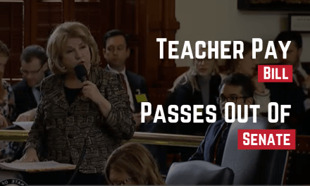 Teacher Pay Bill Passes Senate, Heads to House
