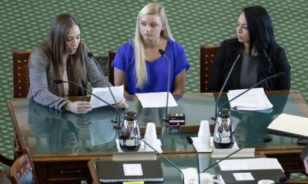 Gymnasts who survived abuse by Larry Nassar urge Texas lawmakers not to water down reform