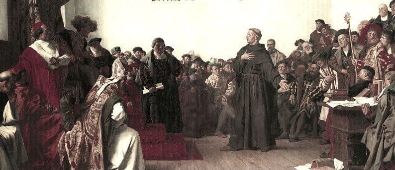 宗教改革结束了吗
