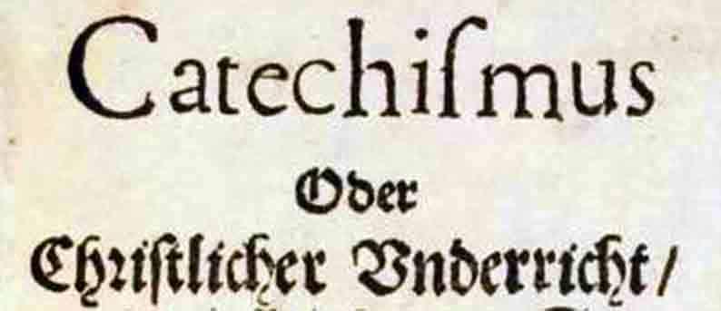 海德堡要理问答课程03 律法与福音(3-11问)