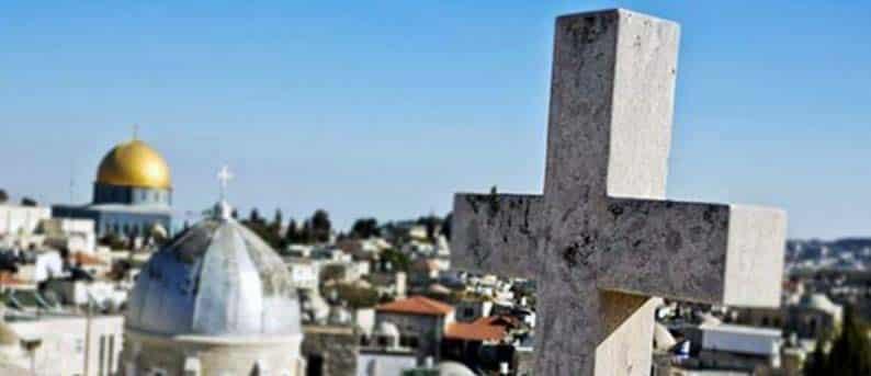 教会与以色列