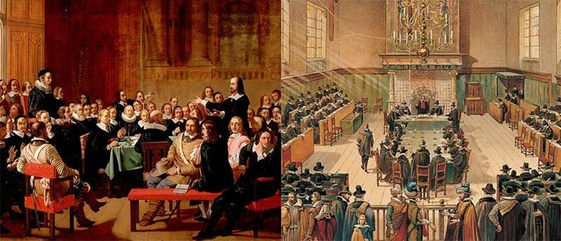 长老会与改革宗体制的区别