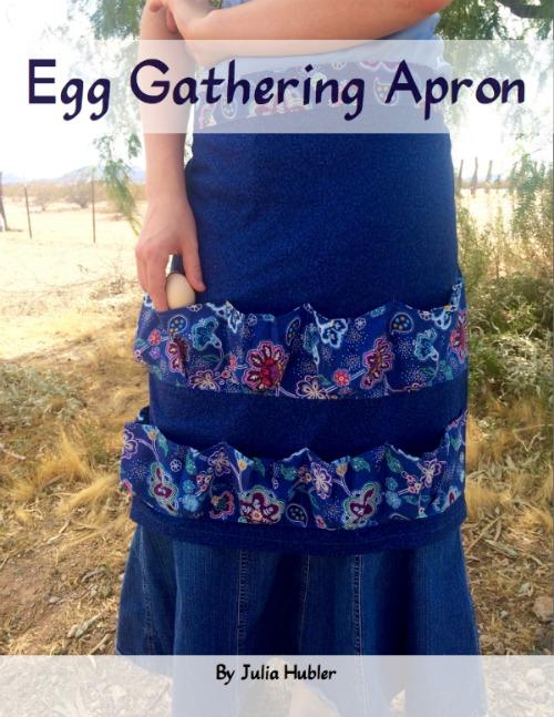 Egg Gathering Apron Pattern