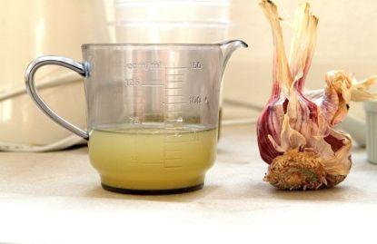Zitronensaft ist ein »Muss«, frischer Knoblauch ein »Kann«