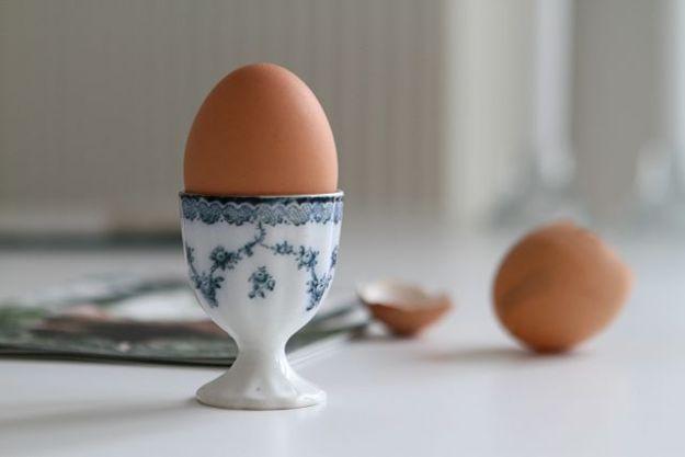 In den 1970er Jahren noch 300 Eier pro Nase, heute so um die 220