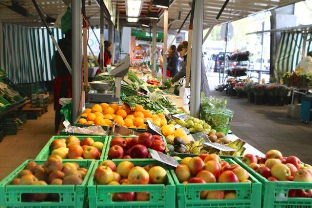 Mehrere Marktstände wurden bereits aus der Insolvenzmasse zurückerobert