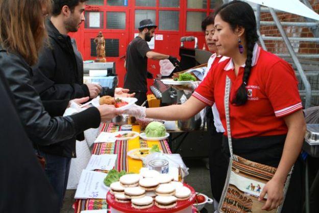 Desubre las delicias de la comida Latinoamericana!