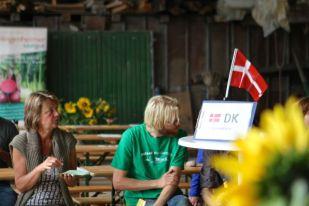 Dänische Gärner beim Sortentag 2015 in da house
