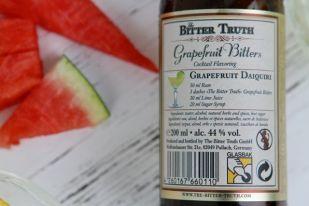 Doppelt bitter, dank Hopfen und Grapefruit