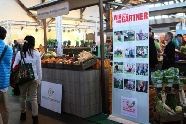 Hamburger Bauerngarten: 2012 gegründet, mehr als 15 ausgesuchte Betriebe