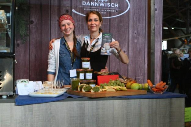 Köstliches von Hof Dannwisch - auf Wunsch gibt's Bio-Kisten per Post