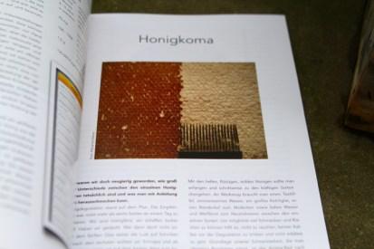 Über die Degustation von Honig