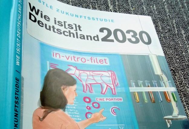 Nestlé Zukunftsforum (Hrsg.): Wie is(s)t Deutschland 2030?, August 2015, 208 Seiten, 29,80 €,Verlag dfv Fachbuch