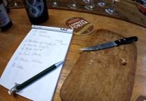 Akribisches Notieren hilft gegen das gefürchtete, alkoholbedingte Vergessen