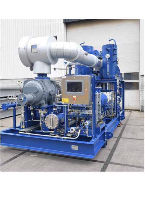 Howden compressor package