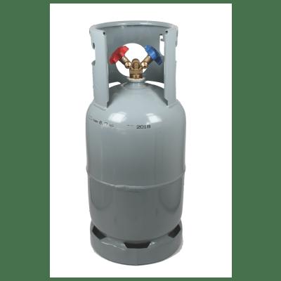 12.5 ltr Mild Steel Refrigerant Cylinder
